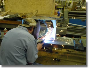 Pirkle Sheet Metal Fabricators, Custom Sheet Metal & Gutter Systems - PSM